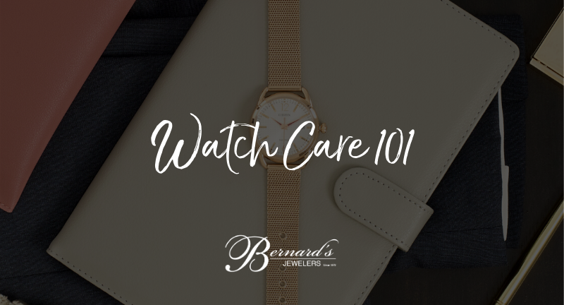 Watch Care 101