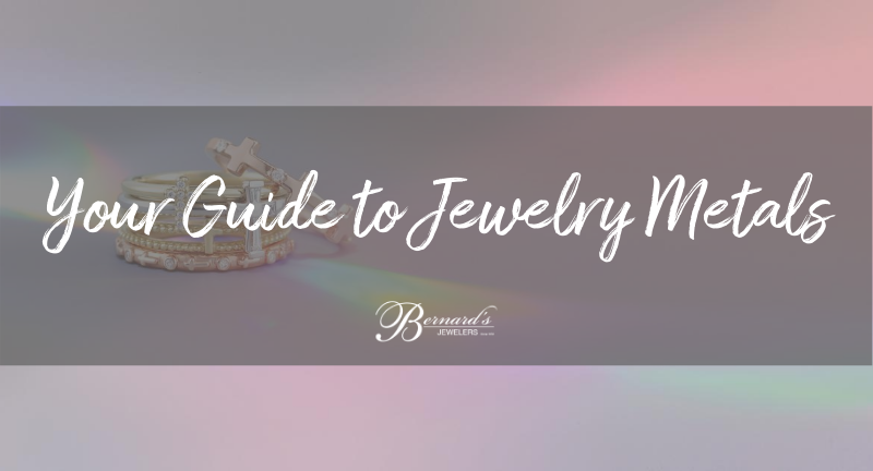 Guide to Jewelry Metals